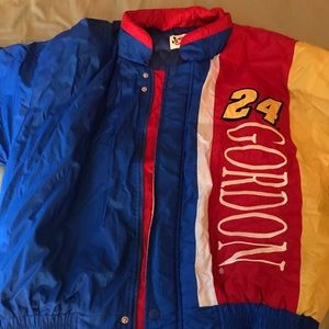 Vintage Jeff Gordon Jacket